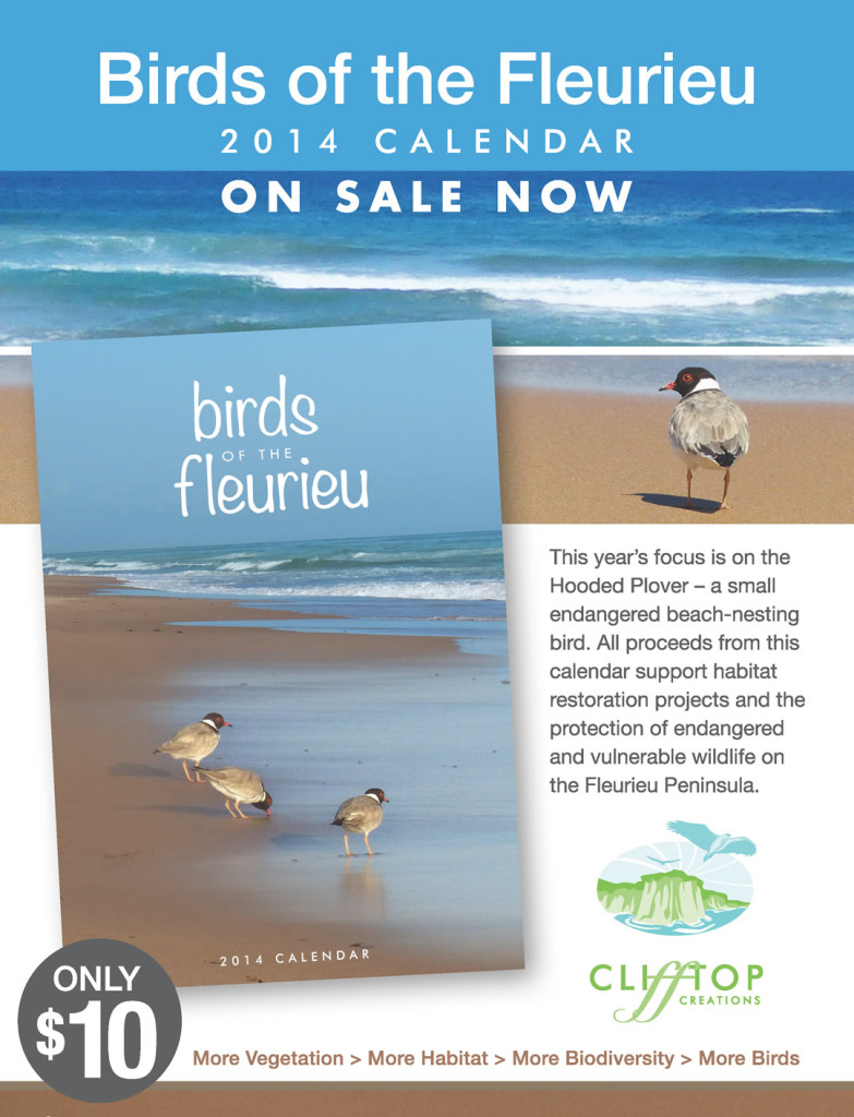 Birds of the Fleurieu Poster image